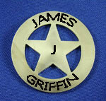 Jim Griffin badge