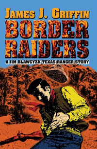 Border Raiders Cover