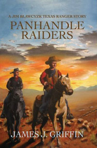 Panhandle Raiders Cover