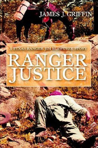 Ranger Justice Cover
